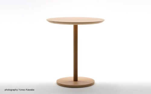 HIROSHIMA Side Table(ヒロシマ サイドテーブル)Naoto Fukasawa(深澤 直人)MARUNI(マルニ木工)
