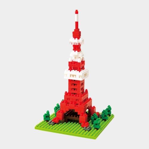 ナノブロック,東京タワー