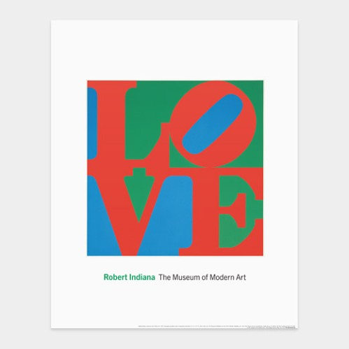 インディアナ:LOVE ミニポスター