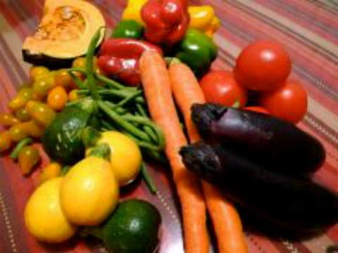 8月31日は野菜の日♪