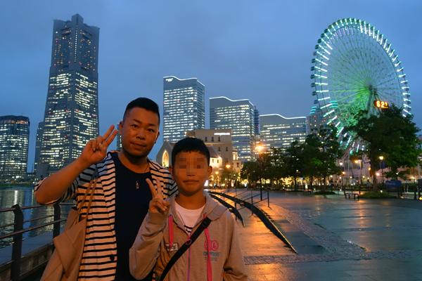 横浜 夜1