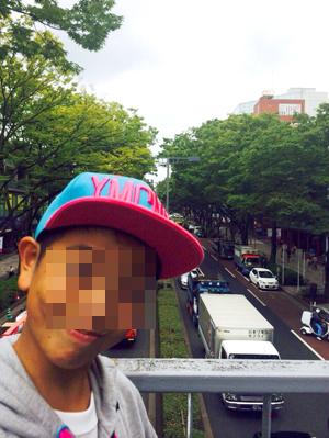 東京 帽子