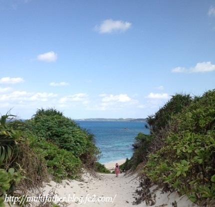 宮古ブルー~宮古島の海と白い砂浜~