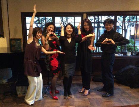 LOVE♡ 人文字!