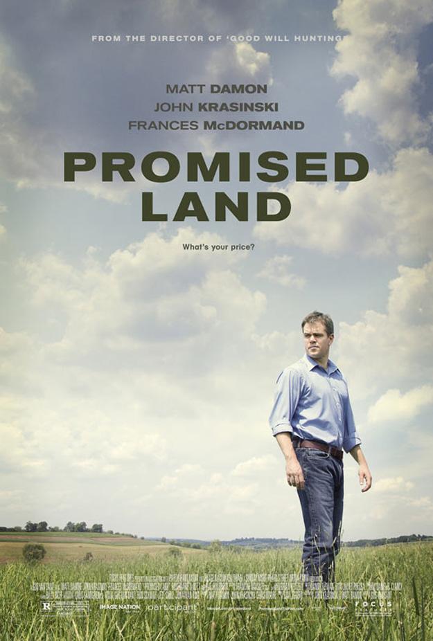 "ON AIR#2859 ""Promised Land(2012)"""