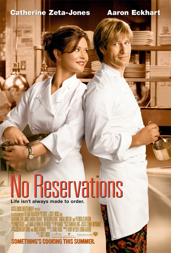 """ON AIR#2864 """"No Reservations(2007)"""""""