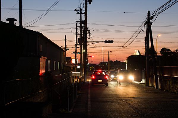 夕方写真-5
