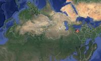 The_Crimean_peninsula_and_the_Black_Sea クリミア半島は緯度では日本の北海道北部から樺太南部に概当