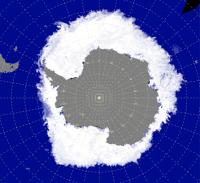 南極海の海氷面積 観測史上最大に (JAXA)