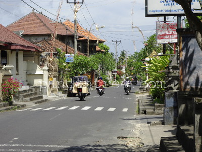バリ島チュルク村2