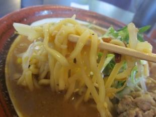 ふじの新津 ザ・味噌 麺