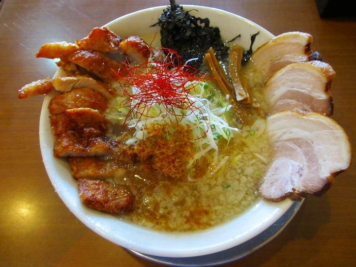 酒麺亭潤 肉ド生姜