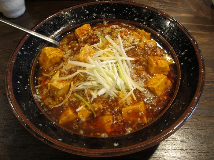 たまるや 麻婆麺