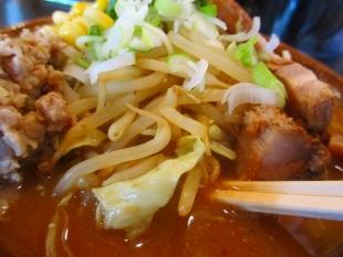 ふじの 肉爆弾味噌 具 (2)