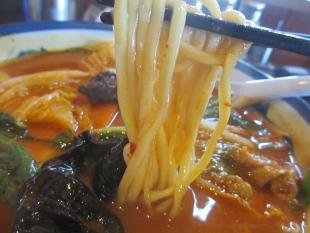 がもん 味噌オロチョン 麺