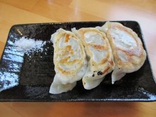 じぇんとる麺 クーポン餃子