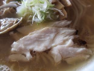 赤なおじ ラーメン(醤油) チャーシュー