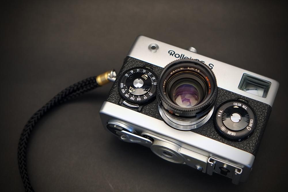 またいつか使ってみたいフィルムカメラ:Rollei35S