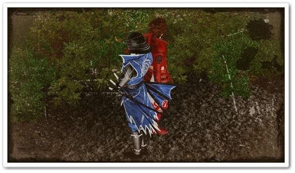 戦国BASARA伊達政宗衣装配布しました(Sims3)