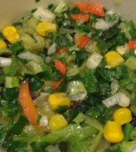 だしうま野菜完成