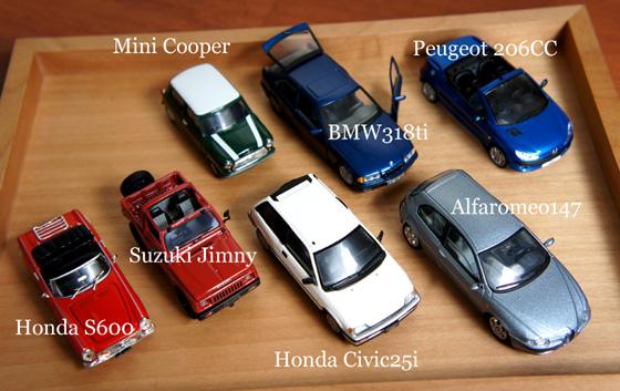 minicar all