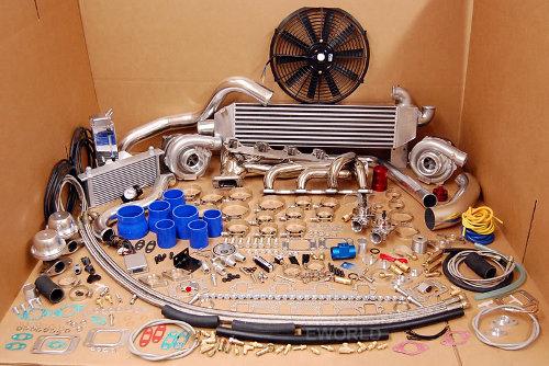 フォード289・302ターボキット