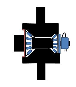 ハブベアリング構造2