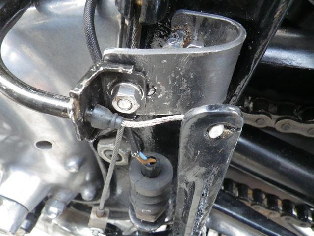 ブレーキ改造 (70)