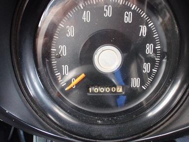 1万マイル