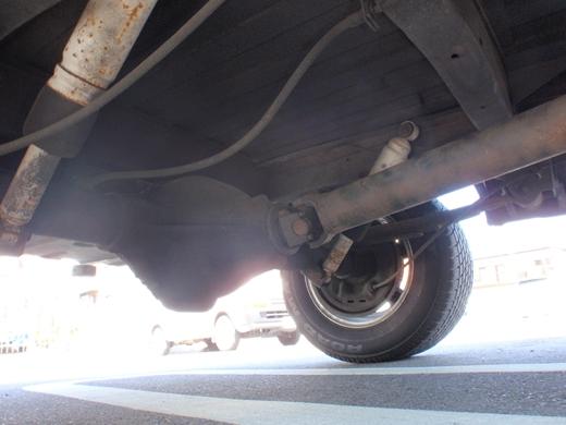 修理後、ちょっと乗った後確認 (2)