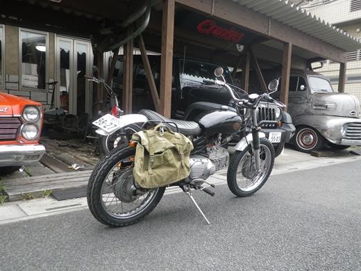 タイヤ交換後 (5)