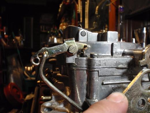 エーデルキャブ、加速ポンプ一番リッチ (2)