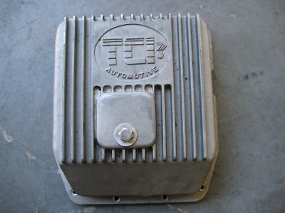 フォードATパンDeep Sump transmission pan Ford Mustang 4r70w Automatic TCI Performance