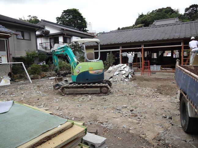 N邸解体工事2