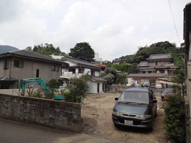 N邸解体工事 3