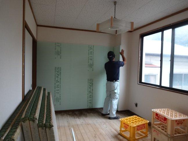 Rアパート改修~2階改修