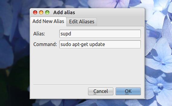 Addalias Ubuntu コマンド エイリアス