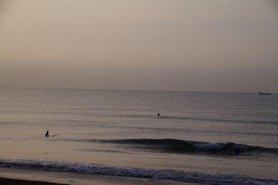 2014/09/30 湘南 茅ヶ崎の海