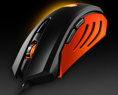 COUGAR 200M-O gaming mouse(Orange) CGR-WOSO-200